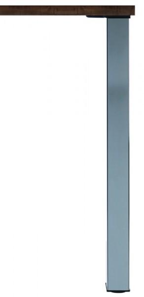 Tischbeine eckig 60x60mm - Set a 4 Stück