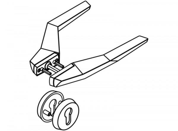 Hewi Türdrücker Modell 125P