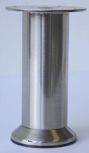 Sockelfuß Stahl Durchmesser 35mm