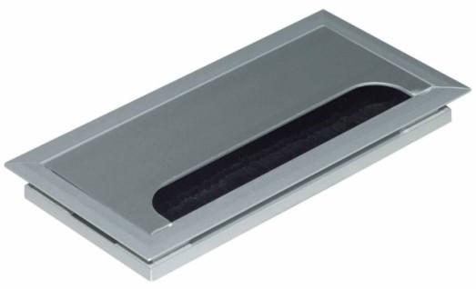 Kabeldurchführungen Aluminium 80mm