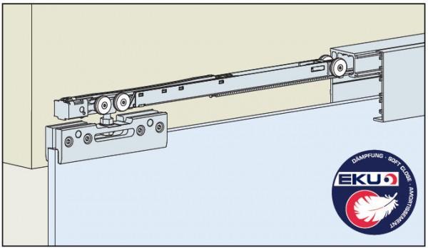 Dämpfung für EKU Porta 40 bis Türgewicht 40kg