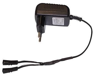 LED Konverter 230V ~ / 12V =, 0-6 Watt