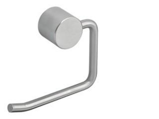 WC-Rollenhalter Edelstahl matt