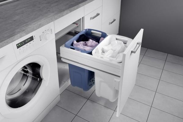 Hailo - Wäscheauszug LaundryCarrier - 45cm