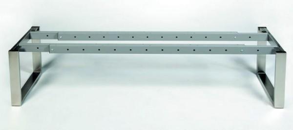 Bankgestell Kufensystem, Rechteckrohr 60x20mm-Copy