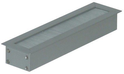 Kabeldurchführungen Aluminium 45mm